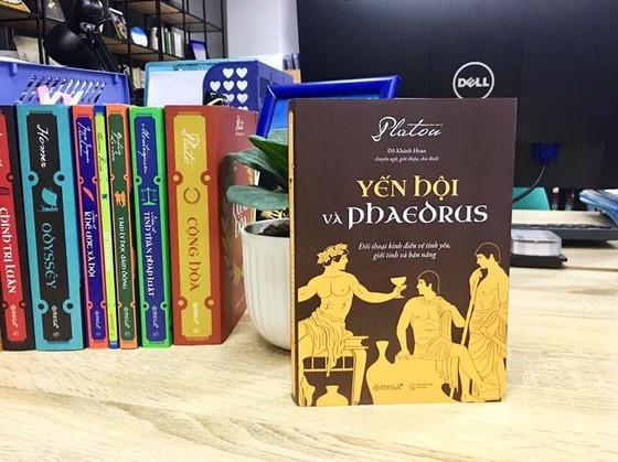 Hai tác phẩm triết học độc đáo của Platon ra mắt độc giả Việt Nam ảnh 1