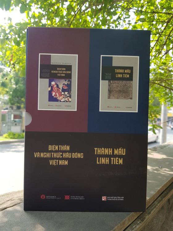 Phát hành hai cuốn sách quý về tín ngưỡng và tâm linh Việt  ảnh 1