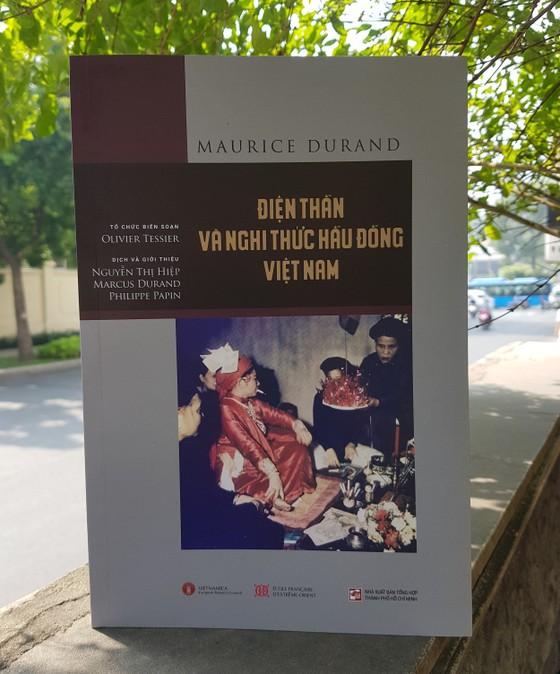 Phát hành hai cuốn sách quý về tín ngưỡng và tâm linh Việt  ảnh 2