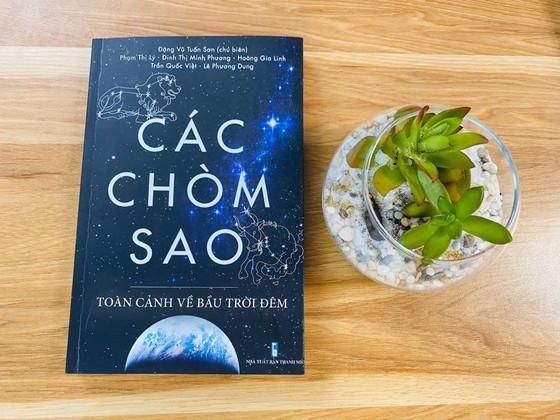 Cuốn sách bật mí những câu chuyện thú vị về bầu trời đêm  ảnh 1
