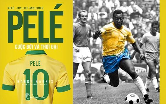 Ra mắt sách về cuộc đời 'vua bóng đá' Pelé ảnh 1