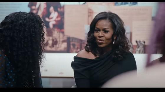 Netflix ra mắt phim tài liệu mới về cuộc đời Michelle Obama và hồi ký Chất Michelle ảnh 2
