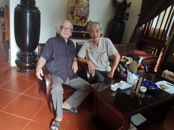 Nhà văn Xuân Đức - tác giả 'Người không mang họ' qua đời ở tuổi 74 ảnh 2