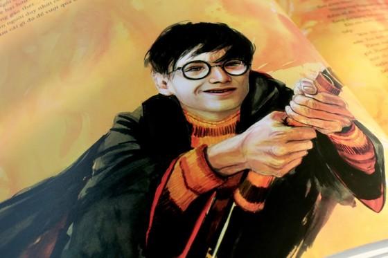 Ra mắt 'Harry Potter và chiếc cốc lửa' phiên bản in màu ảnh 3