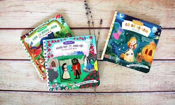 Những bộ sách tương tác độc đáo dành cho trẻ  ảnh 4