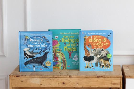 Những bộ sách tương tác độc đáo dành cho trẻ  ảnh 2