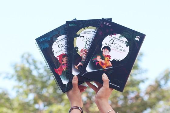 Những bộ sách tương tác độc đáo dành cho trẻ  ảnh 1