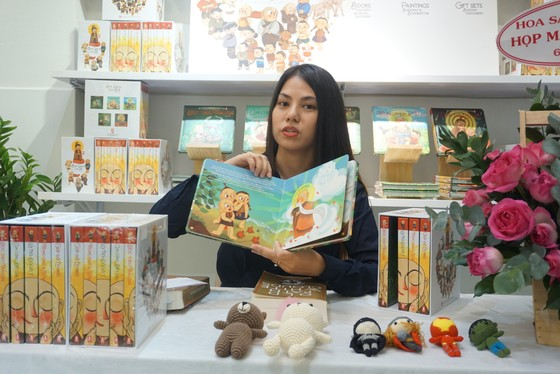 Bộ sách hướng các em nhỏ suy nghĩ và làm những điều thiện  ảnh 3