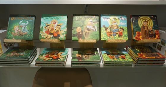 Bộ sách hướng các em nhỏ suy nghĩ và làm những điều thiện  ảnh 1
