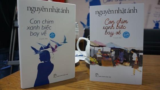 Nhà văn Nguyễn Nhật Ánh trở lại với biểu tượng 'con chim xanh' trong tác phẩm mới  ảnh 1