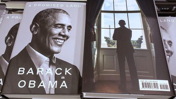 Hồi ký 'Miền đất hứa' của cựu Tổng thống Barack Obama sẽ sớm ra mắt độc giả Việt Nam ảnh 1