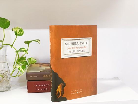 Sáu kiệt tác cuộc đời của nghệ sĩ thiên tài Michelangelo  ảnh 1