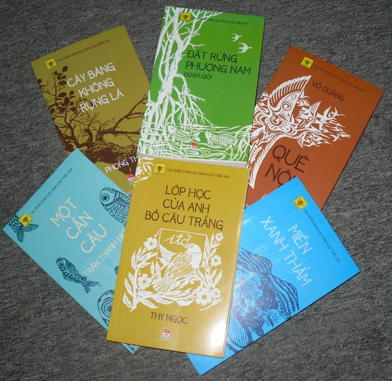 Tủ sách Vàng - 25 năm nuôi dưỡng tình yêu văn chương cho bạn đọc thiếu nhi ảnh 2