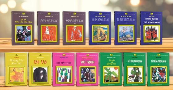 Tủ sách Vàng - 25 năm nuôi dưỡng tình yêu văn chương cho bạn đọc thiếu nhi ảnh 1