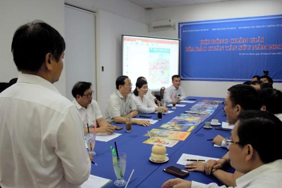 Báo Sài Gòn Giải Phóng đạt giải Ba bìa báo Xuân Tân Sửu 2021 ảnh 3