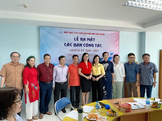 Kỳ vọng từ các ban công tác của Hội Nhà văn TPHCM  ảnh 4