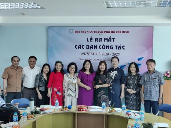 Kỳ vọng từ các ban công tác của Hội Nhà văn TPHCM  ảnh 1