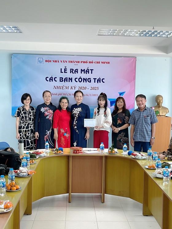 Kỳ vọng từ các ban công tác của Hội Nhà văn TPHCM  ảnh 2