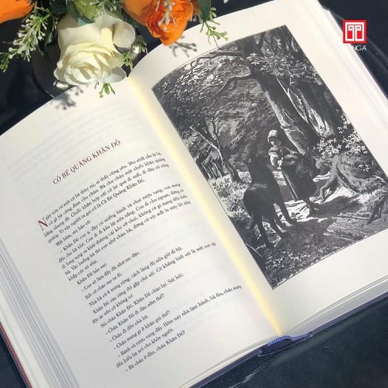 Ra mắt Truyện cổ Grimm ấn bản đầy đủ nhất kèm 184 minh họa  ảnh 2