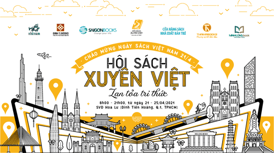 Nhiều sách hay và chương trình ưu đãi tại Hội sách xuyên Việt ảnh 1
