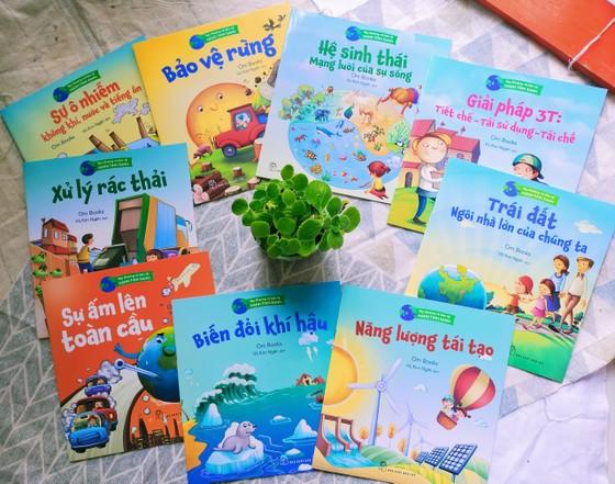 Ra mắt bản tiếng Việt bộ sách quốc tế đình đám 'National Geographic Kids' ảnh 4