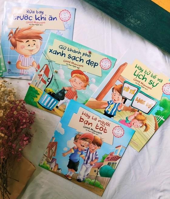 Ra mắt bản tiếng Việt bộ sách quốc tế đình đám 'National Geographic Kids' ảnh 3