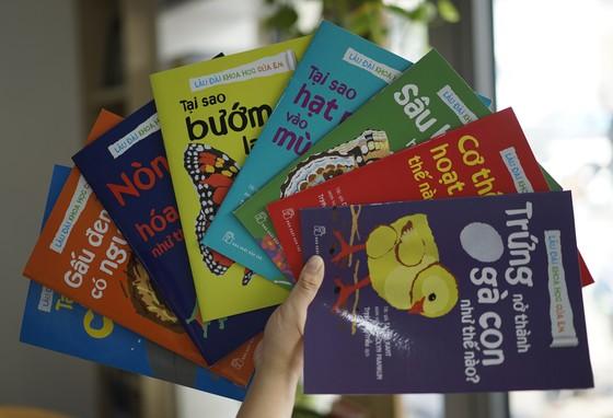Ra mắt bản tiếng Việt bộ sách quốc tế đình đám 'National Geographic Kids' ảnh 2