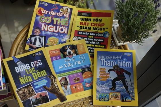 Ra mắt bản tiếng Việt bộ sách quốc tế đình đám 'National Geographic Kids' ảnh 1