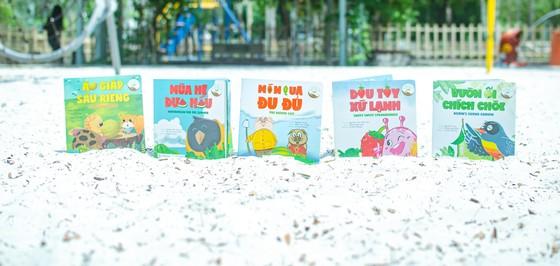 Giúp trẻ tìm hiểu về thiên nhiên với bộ sách 'Gieo mầm'  ảnh 1