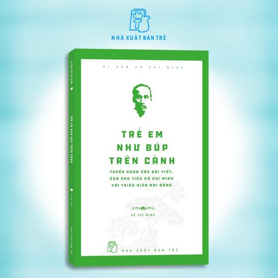 Ra mắt sách về tình cảm của Chủ tịch Hồ Chí Minh với thiếu nhi ảnh 1
