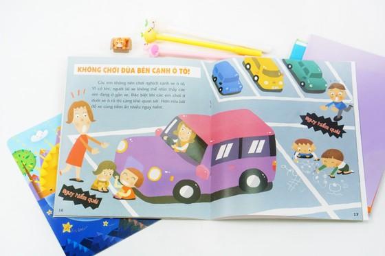 Những tựa sách hay giúp mùa hè của trẻ đầy màu sắc ảnh 3
