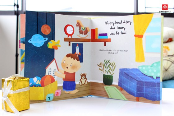 Những tựa sách hay giúp mùa hè của trẻ đầy màu sắc ảnh 2