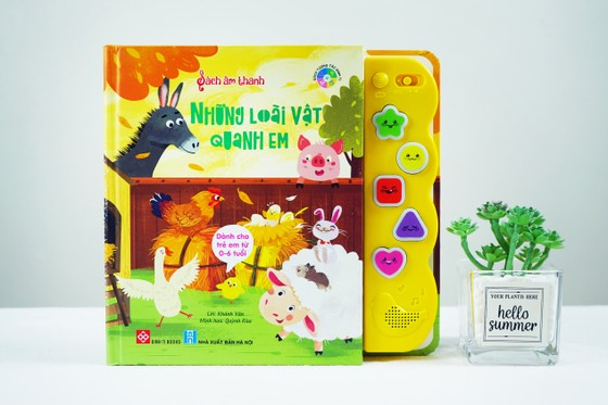 Những tựa sách hay giúp mùa hè của trẻ đầy màu sắc ảnh 1
