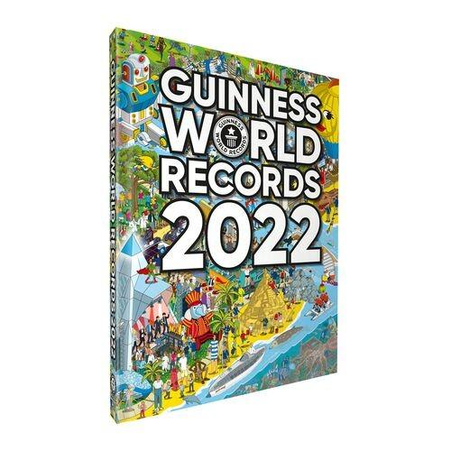 Phát hành 'Guinness World Records 2022' cùng thời điểm với thế giới ảnh 1