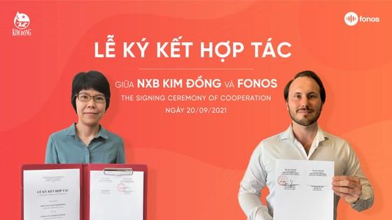 NXB Kim Đồng tặng 5 tựa sách nói nổi tiếng để các em cùng ngắm trăng nghe sách  ảnh 2