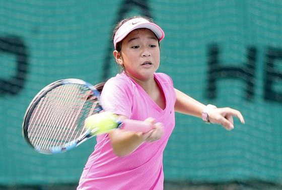 Giải quần vợt U.14 nhóm 2 châu Á: Xuất hiện nhiều tài năng Việt kiều ảnh 1