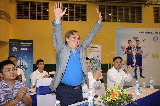 Giải thể thao sinh viên Việt Nam năm 2018: Nâng tầm cho futsal ảnh 1