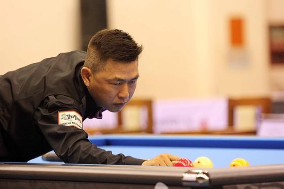 Giải Billiard Carom vô địch Châu Á 2018: Cơ thủ Ngô Đình Nại vô địch billiard carom 1 băng châu Á  ảnh 1