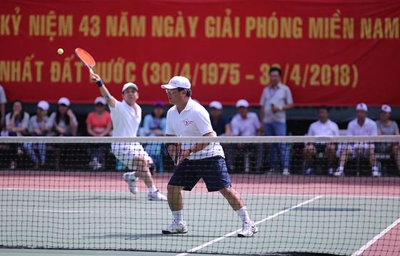 Giải quần vợt Sở Xây dựng các tỉnh, thành phố năm 2018: Sân chơi lành mạnh cho người lao động ảnh 3