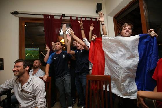 Đại sứ quán Pháp tại TPHCM cuồng nhiệt với World Cup 2018 ảnh 3
