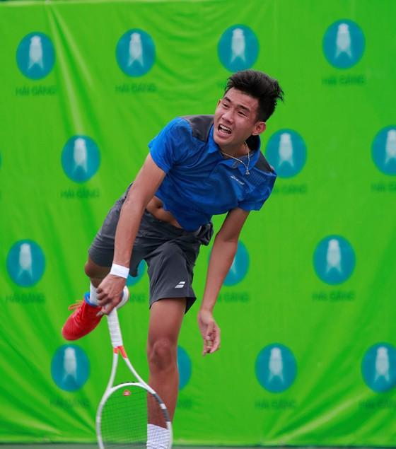 Giải quần vợt U 18 Quốc tế năm 2018: Đôi Nam Việt Nam vào chung kết ảnh 1