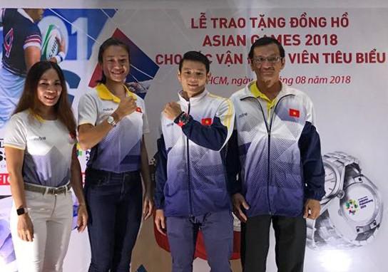Các VĐV tiêu biểu tham dự Asiad 2018 tại TPHCM quyết tâm giành huy chương ảnh 1