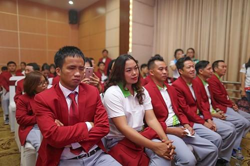 Lễ xuất quân đoàn thể thao khuyết tật Việt Nam 2018: Chỉ tiêu đoạt 5 HCV  ảnh 2