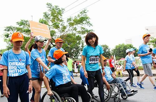Hơn 9.000 VĐV tham dự cuộc đua Marathon TPHCM 2019 ảnh 2
