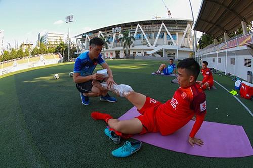 Thầy trò U22 Việt Nam tự tin với mục tiêu vào chung kết ảnh 6