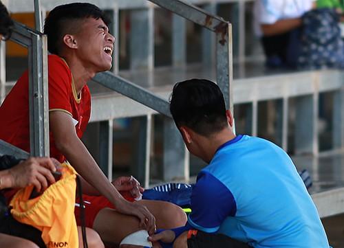 Giải U22 Đông Nam Á 2019:  U22 Việt Nam thả lỏng chờ trận gặp Timor-Leste ảnh 8