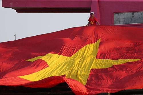 """Cộng đồng người Việt tại Campuchia """"tiếp lửa"""" U22 Việt Nam đánh bại Timor Leste ảnh 1"""