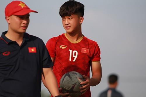 """Tiền đạo Trần Danh Trung: """"Hot boy"""" sát thủ ảnh 6"""