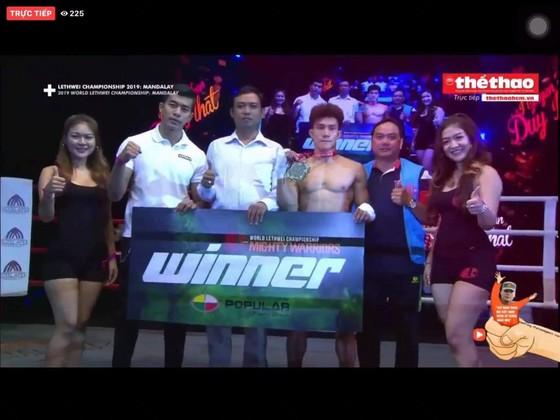 World Lethwei Championship lần 7: Võ sĩ Duy Nhất không có đối thủ ảnh 1