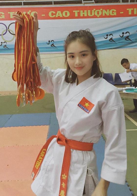 Người đẹp Karatedo Bùi Minh Anh chia sẻ những điều thú vị trong ngày 8-3 ảnh 1
